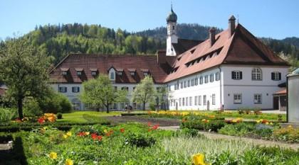 Füssen, Kloster und Kirche