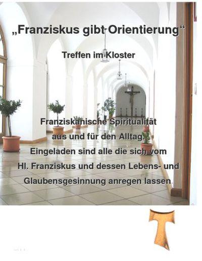 Franziskus gibt Orientierung.