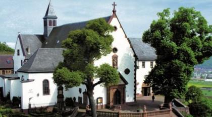Gesamtansicht Kloster Engelberg