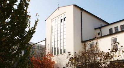 Gesamtansicht des Klosters