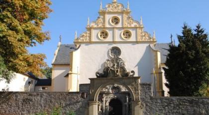Wallfahrtkirche Maria im Sand in Dettelbach