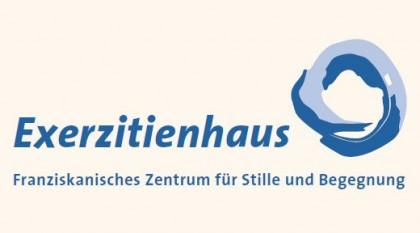 Logo des Exerzitienhauses in  Hofheim.