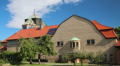Franziskanerkloster Halle