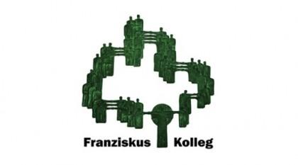 Logo des Franziskus-Kollegs in Hamburg.