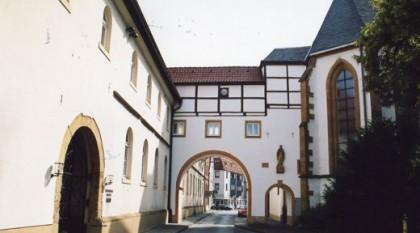 Franziskanerkloster Wiedenbrück