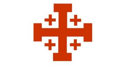 Logo Kommissariat des Heiligen Landes