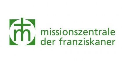 Logo der Missionszentrale der Franziskaner in Bonn