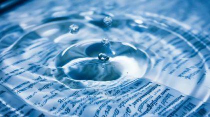 """""""Warum schöpft ihr aus Zisternen, wenn ihr aus der Quelle trinken könnt?"""" (Prophet Jeremia) Bild von Janecke88 / pixabay.com (Public Domain)"""