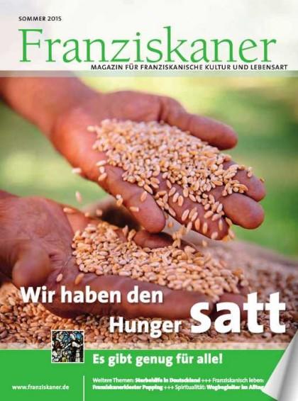 Franziskaner, Magazin für franziskanische Kultur und Lebensart
