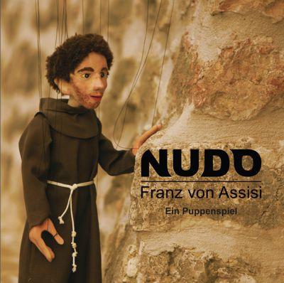 Buchtitel: NUDO - Franz von Assisi (Fotobuch)