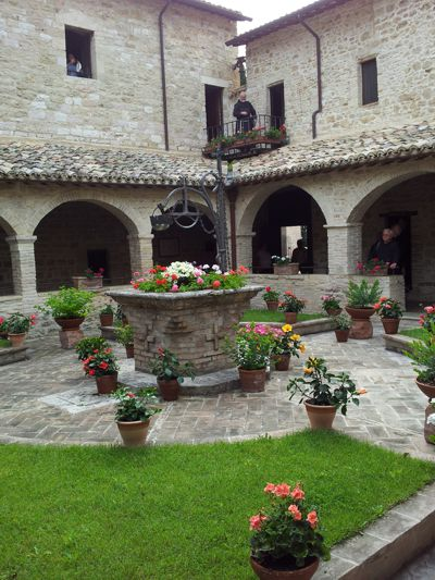 San Damiano in Assisi.