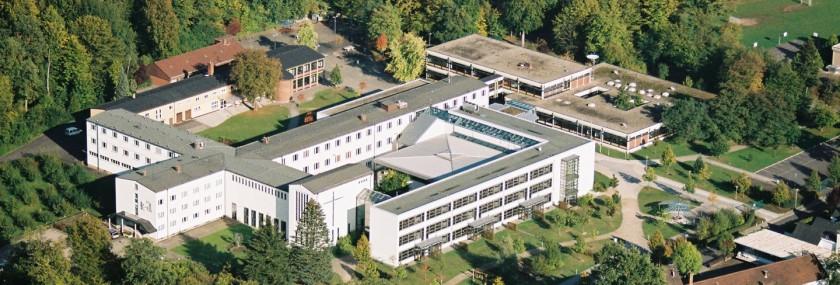 Franziskanerkloster und Kreuzburggymnasium