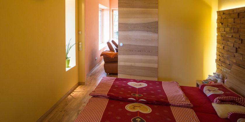 Spüren Sie, was Ihnen an Ihren eigenen Räumen gut tut? Bild von Rainer Sturm / pixelio.de