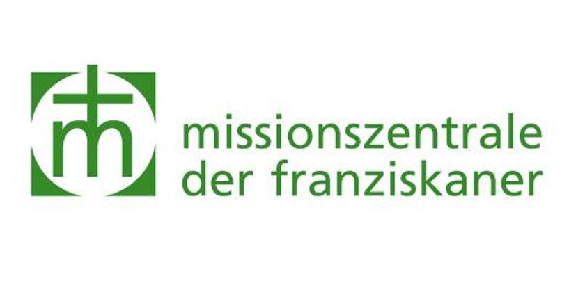 Logo der Missionszentrale der Franziskaner in Bonn.