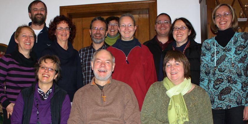 Die überregionalen Personalgemeinde innerhalb des OFS trifft sich regelmäßig bei den Dillinger Franziskanerinnen