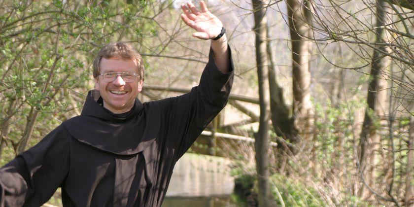 Samuel Heimler war von 1988 bis 2016 Mitglied des Franziskanerordens und hat vor allem im Meditationskloster in Dietfurt wichtige Impulse gesetzt.