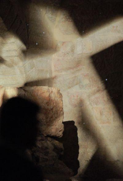 "Der multimediale Museumsabschnitt trägt den Titel ""Via Dolorosa"". Bilder von Terra Sancta Museum."