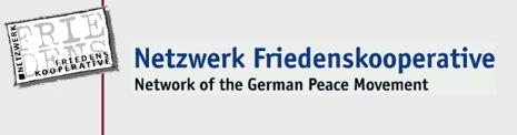 Netzwerk Friedenskooperative (Koordinationsbüro der deutschen Friedensbewegung)