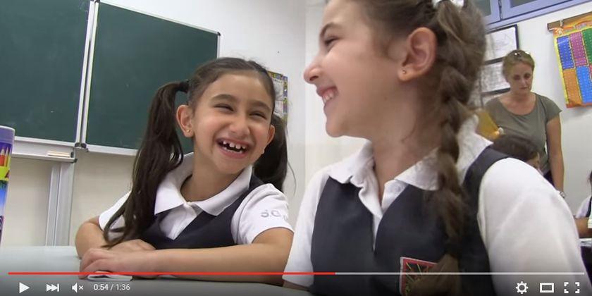 """Palmsonntag 2016 """"Hilfe leisten – Hoffnung spenden"""", Informationsvideo."""