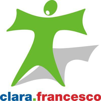Logo clara. francesco