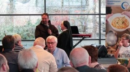 Festempfang U2013 25 Jahre Suppenküche In Berlin Pankow