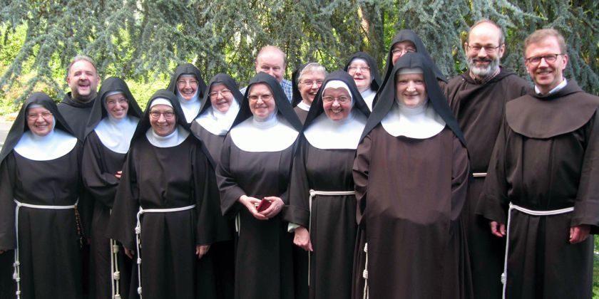 Die Äbtissinnen der Klarissen