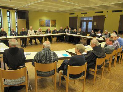 Die Diesjährige Tagung der Johannes-Duns-Scotus-Akademie beschäftigte sich mit dem Thema Die Franziskaner und die Reformation. Bild von Bruder Stefan Federbusch.
