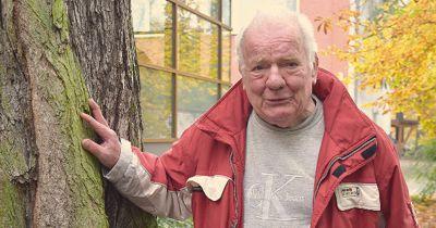 Der 86 jährige Sven aus Berlin-Pankow freut sich schon sehr auf die Begegnung mit Papst Franziskus. (Bild von Tag des Herrn, Kirchenzeitung für das Erzbistum Berlin.