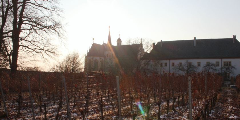 Franziskanerkloster in Dettelbach: Eine 400-jährige Tradition geht zu Ende. Bild von Bruder Igor Hollmann