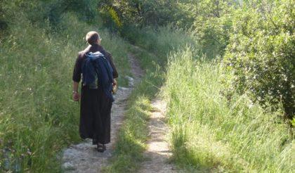 Unterwegs auf den Wegen des Franziskus, Bild von Günther Freff.