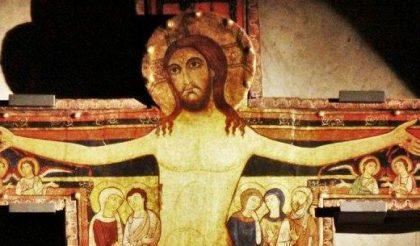 Sich verwandeln lassen in der Gegenwart Gottes. Bild von Servizio Otientamento Giovani (Assisi 2016).