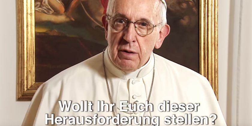 Bildergebnis für papst franziskus