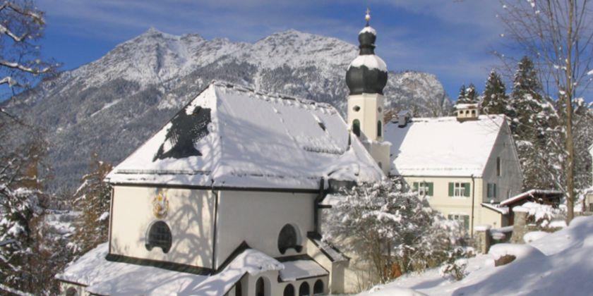 Kirche Garmisch Partenkirchen