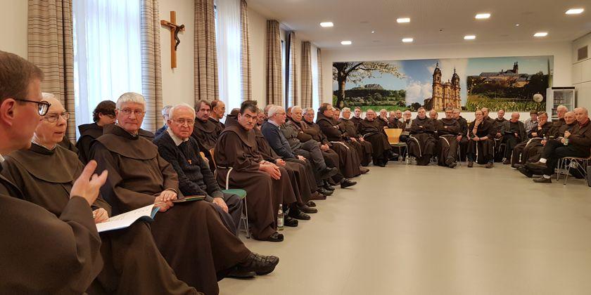 Deutsche Franziskaner entscheiden über Schwerpunkte ...