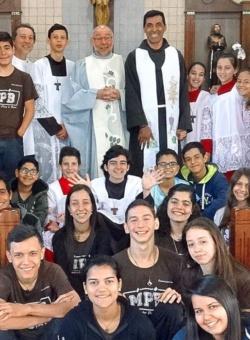 Franziskanisches Jugendzentrum Frei Galvão in Brasilien