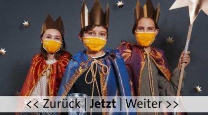 Kampagnenposter 2021 von www.sternsinger.de